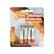 Doc Johnson AAA Batteries (4)