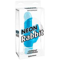 Neon Rabbit Vibe - Blue