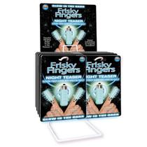 Frisky Finger Night Teaser (Glow Display)