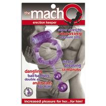 Vibrating Erection Keeper (Purple)