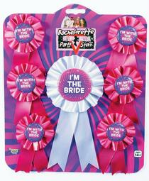 Bachelorette Award Ribbons Set of 7