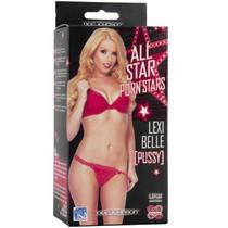 All Star Porn Stars Ur3 Pocket Pals Lexi Belle's Pussy