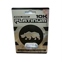 Rhino Platinum 10K 1ct