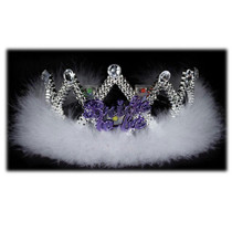 Flashing Bride to Be Tiara