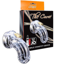 The Curve Male Chastity Device