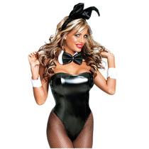 Cheap Thrills Club Bunny Black L/XL