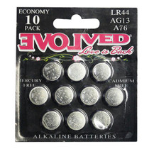 Evolved Lr-44 Battery 10-Pack