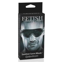 Fetish Fantasy Ltd. Ed. Leather Love Mask