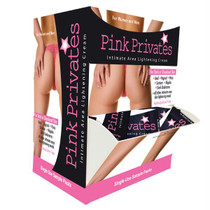 Pink Privates Intimate Area Lightening Cream Samples (Counter Display of 50)