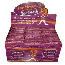 Ive Never Bar Card Game (12/DP)