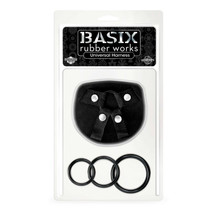 Basix Rubber Works - Universal Harness - One Size Fits Most