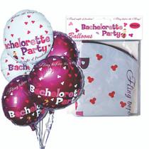 Bachelorette Foil Balloons Set (9)