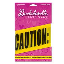 Bachelorette Party Favors Caution Tape