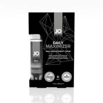 JO Daily Maximizer - Male Enhancement Cream (Water-Based) 1 fl oz / 30 ml