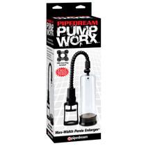 Pump Worx Max-Width Penis Enlarger Black