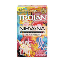 Trojan Nirvana Condom Collection 10pk