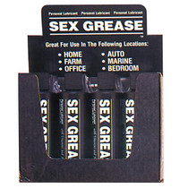 Sex Grease Personal Lubricant 8 fl oz