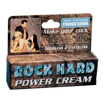 Rock Hard Power Cream 0.5oz.
