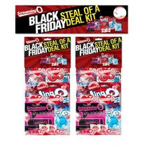 Screaming O 2018 Black Friday Kit - Display (6pc)