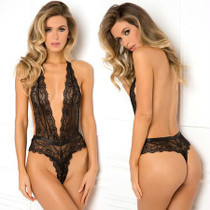 Plunge In Teddy Black M/L