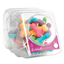 Bachelorette Party Favors Jolly Pecker Pops (Display of 50)