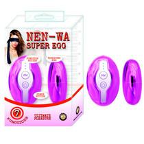 Nen-Wa Super Egg Multispeed Waterproof (Pink)