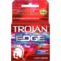 Trojan The Edge 3pk