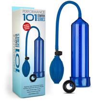 Performance 101 Starter Series Pump - Blue