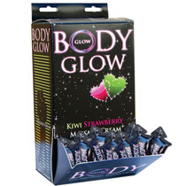 Body Glow Massage Crm Kiwi/Straw (DP/50)