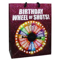 Happy Birthday Gift Bag: Wheel Of Fortune Spinner