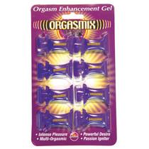 Orgasmix (8 Pillow Packs)