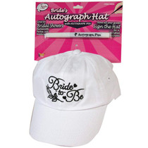 Bachelorette Outta Control Autograph Hat with Pen