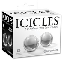 Icicles No. 42 Medium Glass Ben-Wa Balls