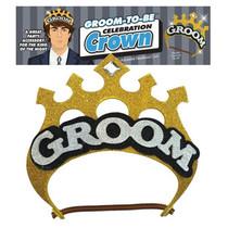 Groom-To-Be Crown