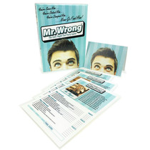 Mr. Wrong Game Girl's Party Game