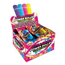 Little Secret Soft Touch Bullet 3 Speed Plus Pulsation Four Assorted Colors 12 Pcs/Display