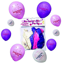 Bachelorette Party Balloons (12pc) Asst,