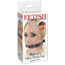 Fetish Fantasy Beginners Open Mouth Gag