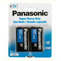 Panasonic 9 Volt Batteries