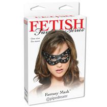 Fetish Fantasy Fantasy Mask Black