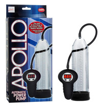 Apollo Automatic Power Pump - Clear