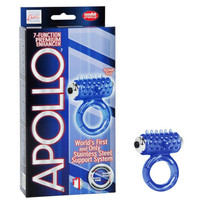 Apollo 7-Function Premium Enhancer - Blue