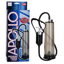 Apollo Premium Power Pump - Smoke