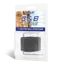 CB Gear 1in Velcro Ball Stretcher