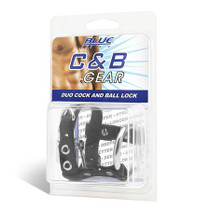 CB Gear Duo Cock And Ball Lock
