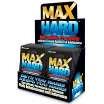 MaxHard 2pill packs 24ct box
