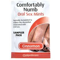Comfortably Numb Mints Cinnamon Sampler Pack