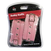 BFF Kinky Kuffs  Pink