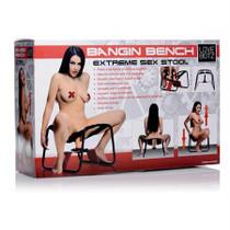 LoveBotz Banging Bench Extreme Sex Stool