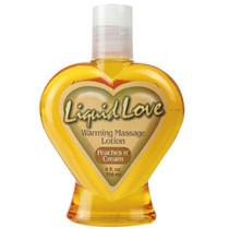 Liquid Love Lotion Peaches n Cream 4 fl oz
